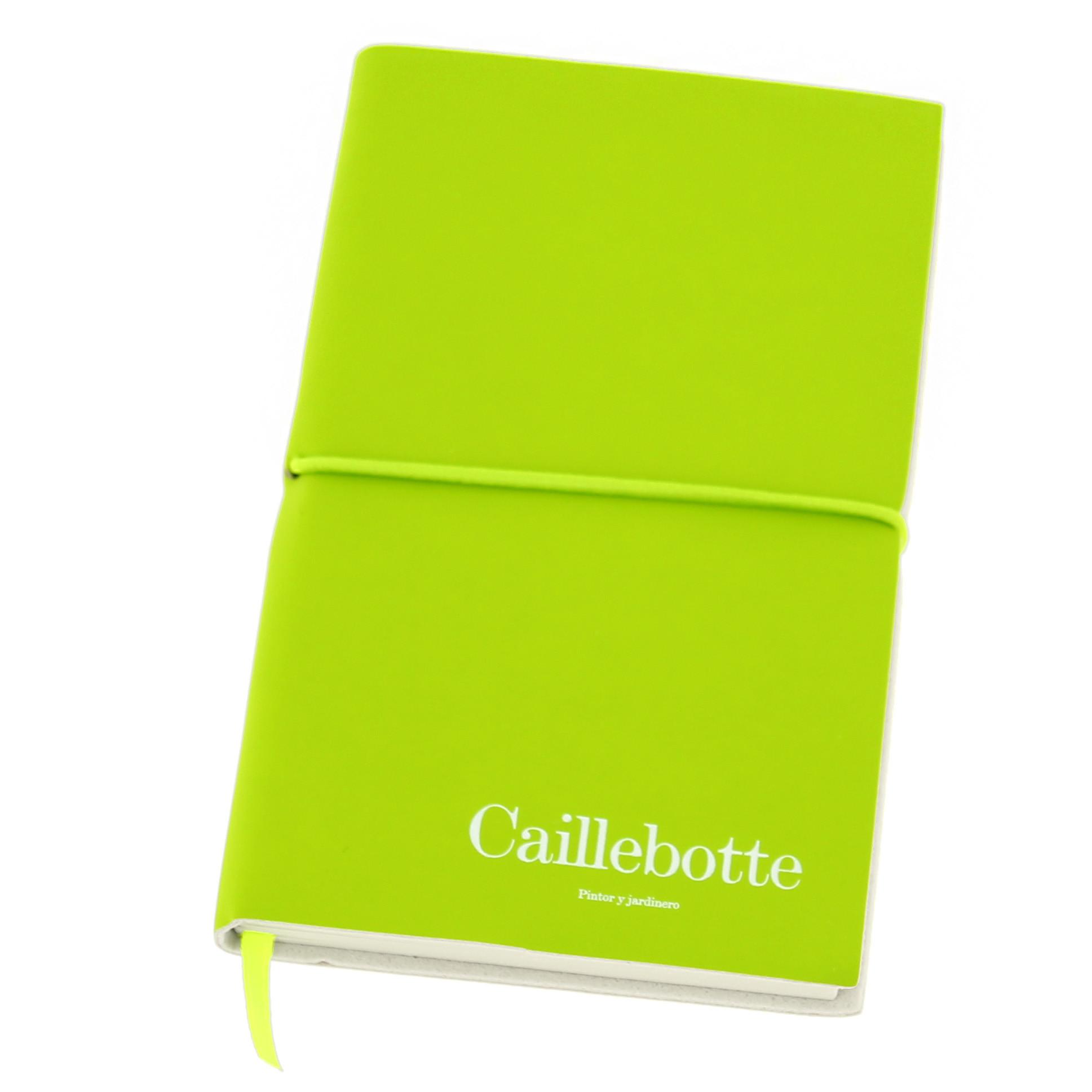 Libreta verde Caillebotte