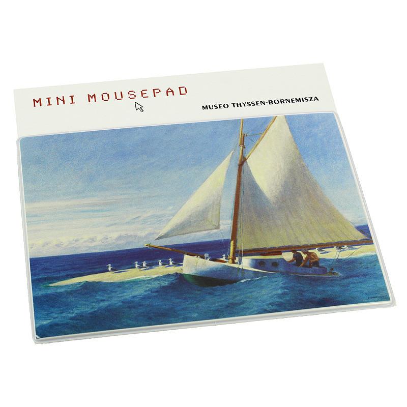 Mini mousepad Edward Hopper El Martha Mckeen