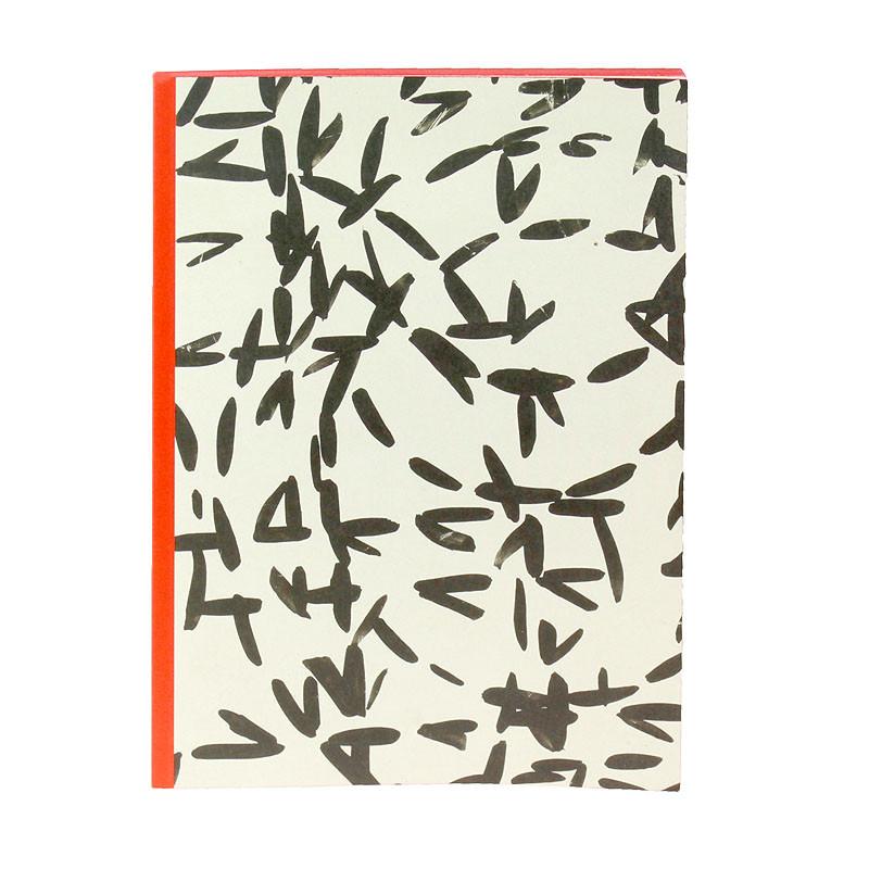 Cuaderno Rojo  de Vasarely