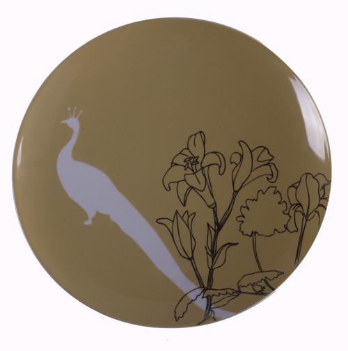 Plato de porcelana Vittore Carpaccio
