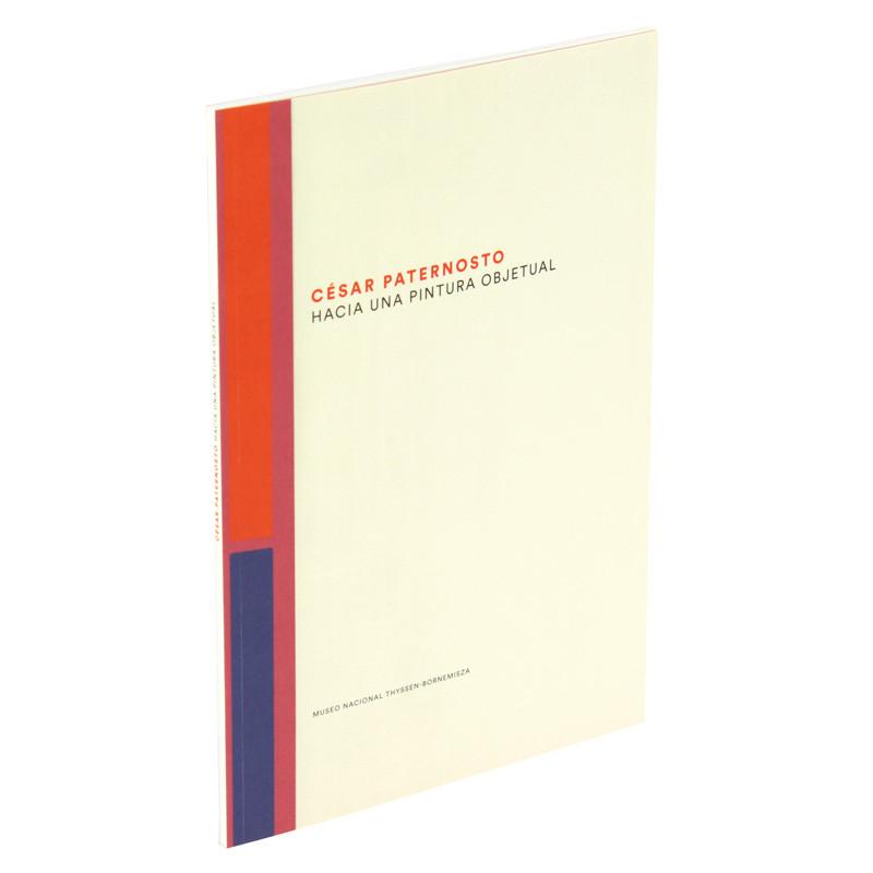 Catálogo de la exposición Cesar Paternosto