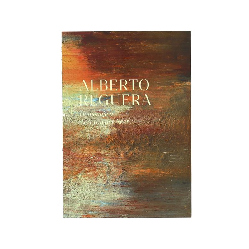 Catálogo de la exposición: Alberto Reguera (Edición bilingüe español + inglés)
