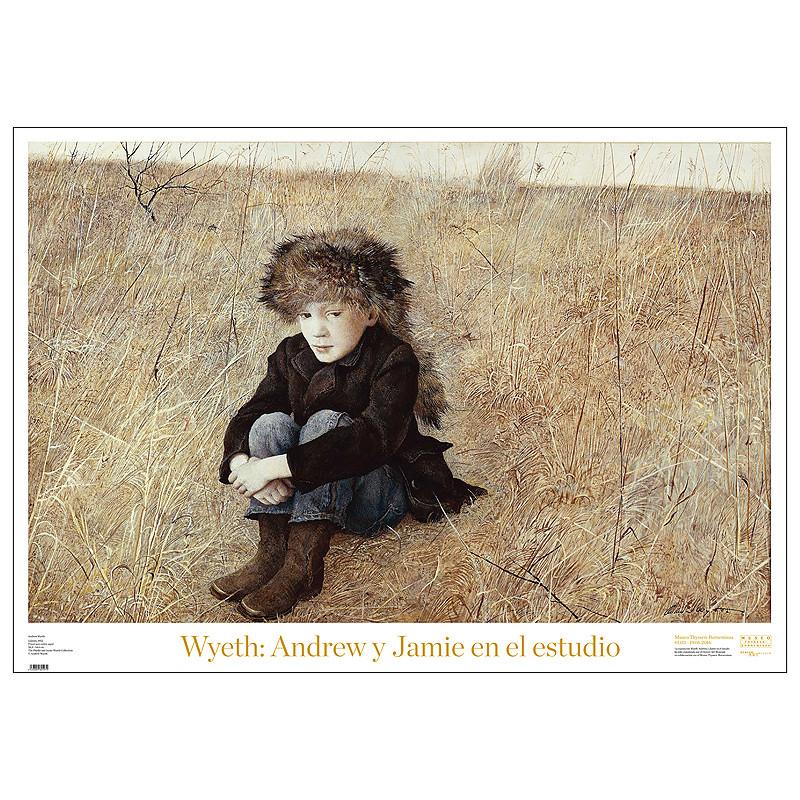 Póster Andrew Wyeth: Lejanía