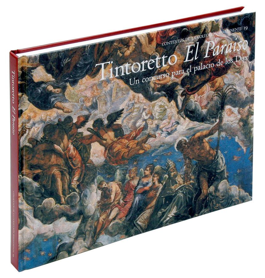 Catálogo Tintoretto.       El Paraiso.