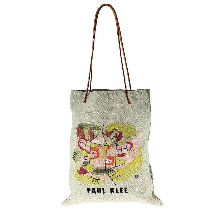 Bolso Bordado Paul Klee