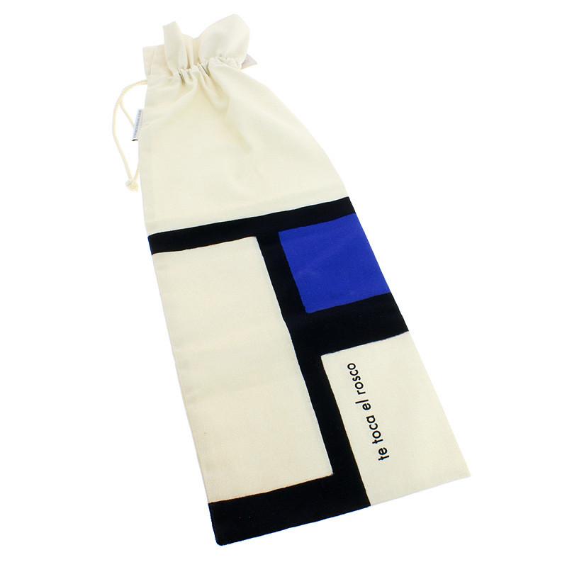 Bolsa para el pan Mondrian