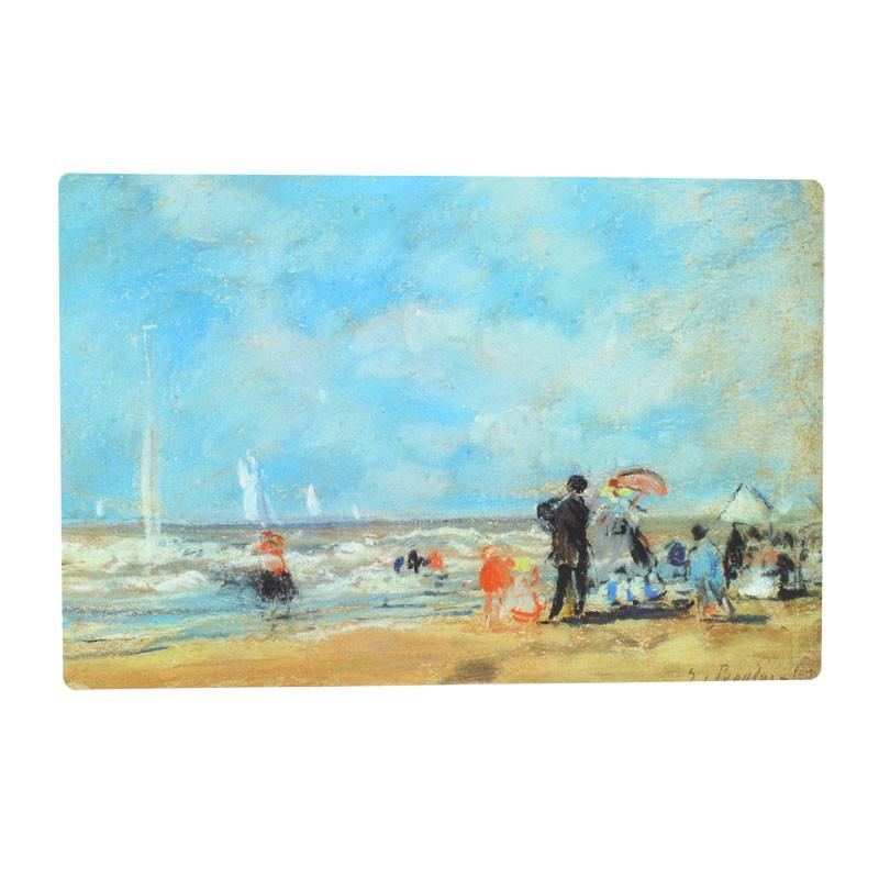 Mantel individual En la playa