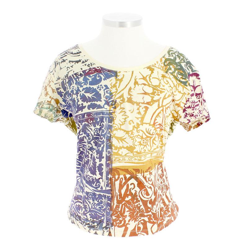 Camiseta mujer Santa Isabel