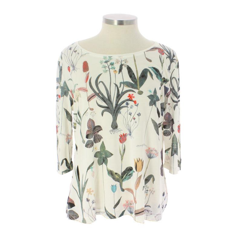 Camiseta para mujer Carpaccio-Ailanto