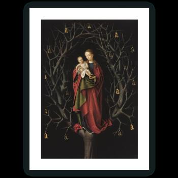 La Virgen del árbol seco