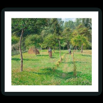 El huerto en Éragny