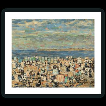 La playa de St. Malo