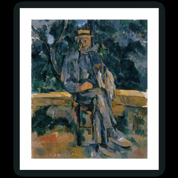 Retrato de un campesino