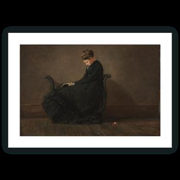 Retrato de Helena de Kay