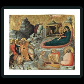 La Natividad y otros temas de la infancia de Cristo