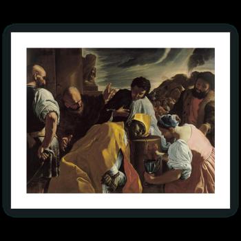 El martirio de San Jenaro
