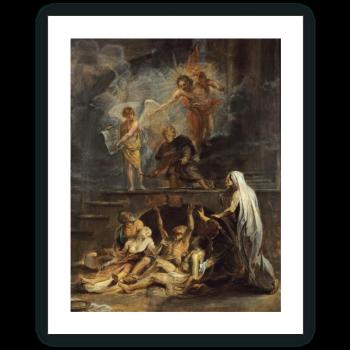 San Roque como patrón de la peste