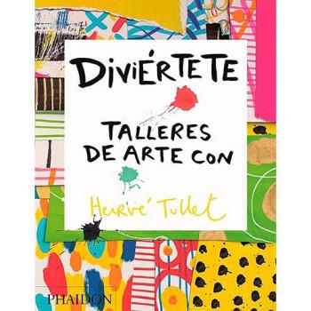 Diviértete: taller de arte con Hervé Tullet (español)