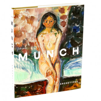 Edvard Munch: Arquetipos. Catálogo de la exposición. Inglés tapa dura.
