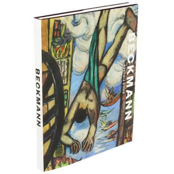 Max Beckmann, Exile figures. Catálogo de la exposición tapa dura inglés.