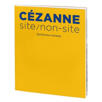 Catálogo de la exposición Cézanne site/non-site (español)