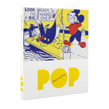 Catálogo de la exposición Mitos del Pop (español rústica)