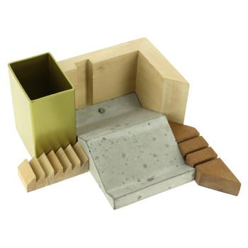 Set de escritorio Lissitzky: Proun 1 C