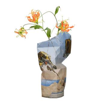 Florero de papel El sueño de Dalí