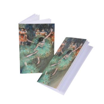 Libreta Edgar Degas