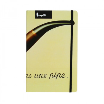 Cuaderno La Trahision Magritte