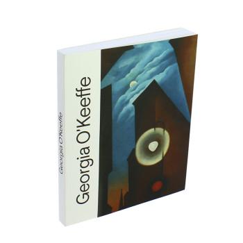 Catálogo de la exposición: Georgia O'Keeffe (rústica español)