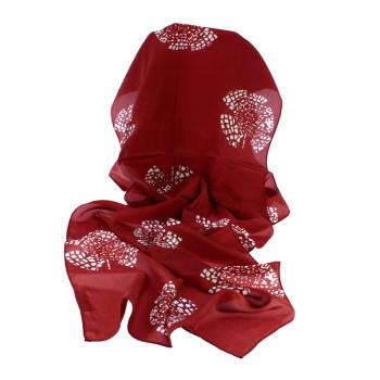 Foulard de seda Diseño 1219 Sonia Delaunay
