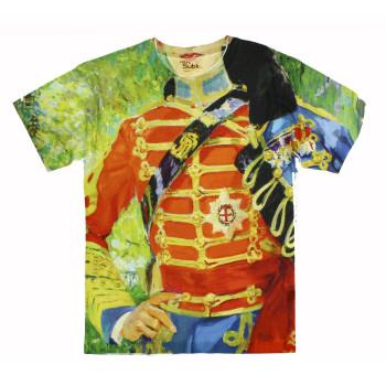 Camiseta Alfonso XIII Cruz Novillo