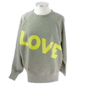 Sudadera Love, Love, Love lima