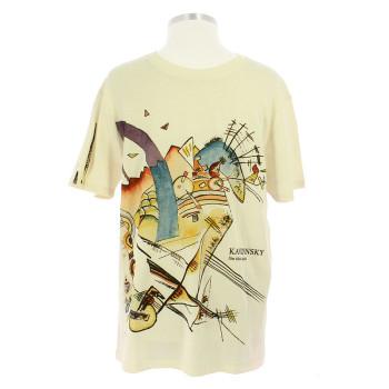 Camiseta Kandinsky: Sin título (1922)