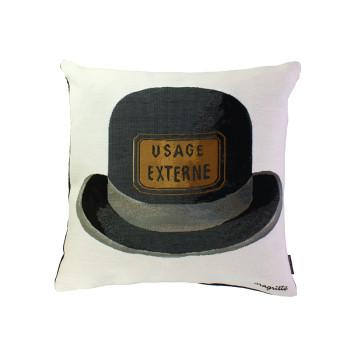 Funda de cojín bombin Magritte