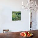 "small Decoración mural IXXI 60 X 60 cm Renoir ""Mujer con sombrilla"" 0"