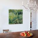 "small Decoración mural IXXI 100 X 100 cm Renoir ""Mujer con sombrilla"" 0"
