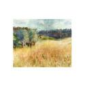 small Decoración mural IXXI 100 X 80 Campo de trigo Renoir 1