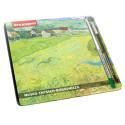 small Caja de 24 lápices de colores acuarelables Van Gogh de Bruynzeel 0