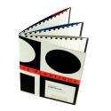 small Desplegable de postales para colorear Vasarely 0