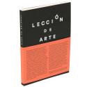 small Catálogo de la exposición Lección de arte 2