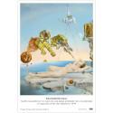 small Póster Salvador Dalí: Sueño causado por el vuelo de una abeja alrededor de una granada un segundo antes de despertar 1