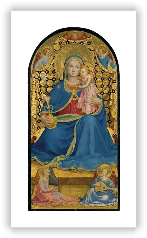 zoom The Virgin of Humility