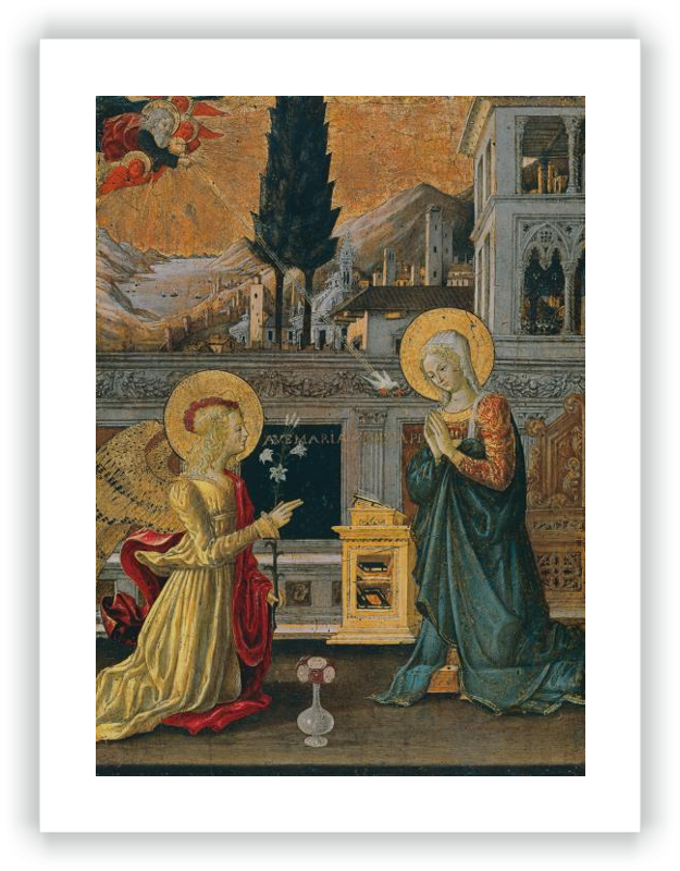 zoom The Annunciation