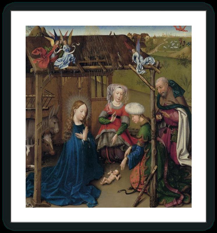 zoom The Nativity