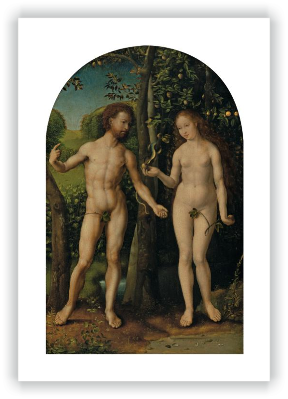 zoom Adam and Eve
