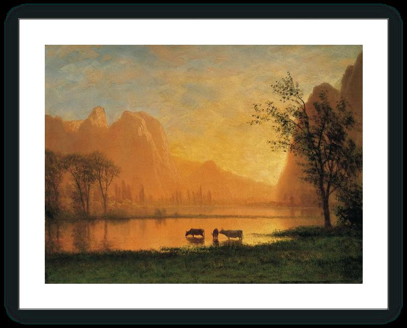zoom Sundown at Yosemite