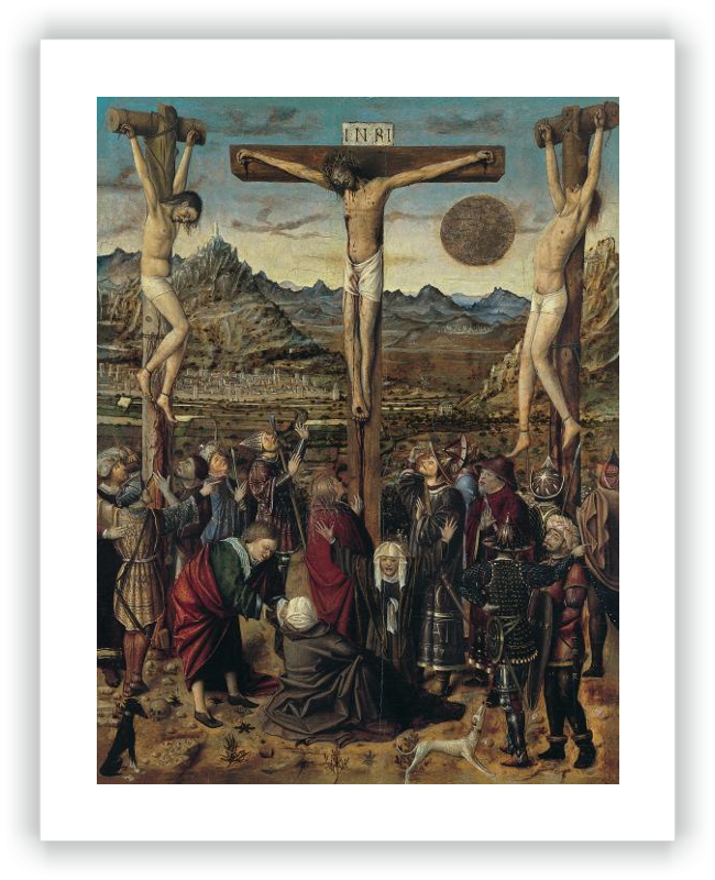 zoom The Crucifixion
