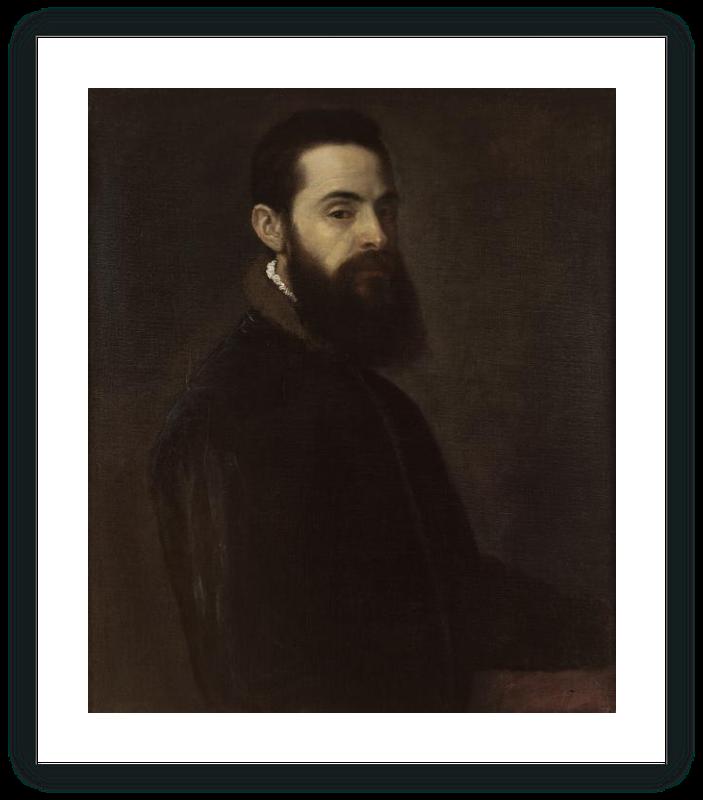 zoom Portrait of Antonio Anselmi